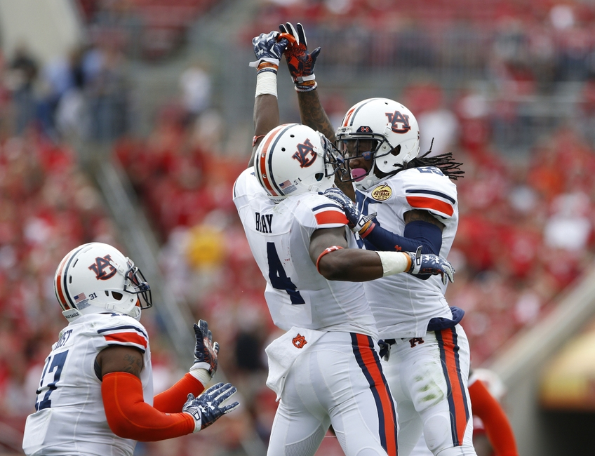 Auburn Football: Depth Chart Projections - Wide Receiver ...
