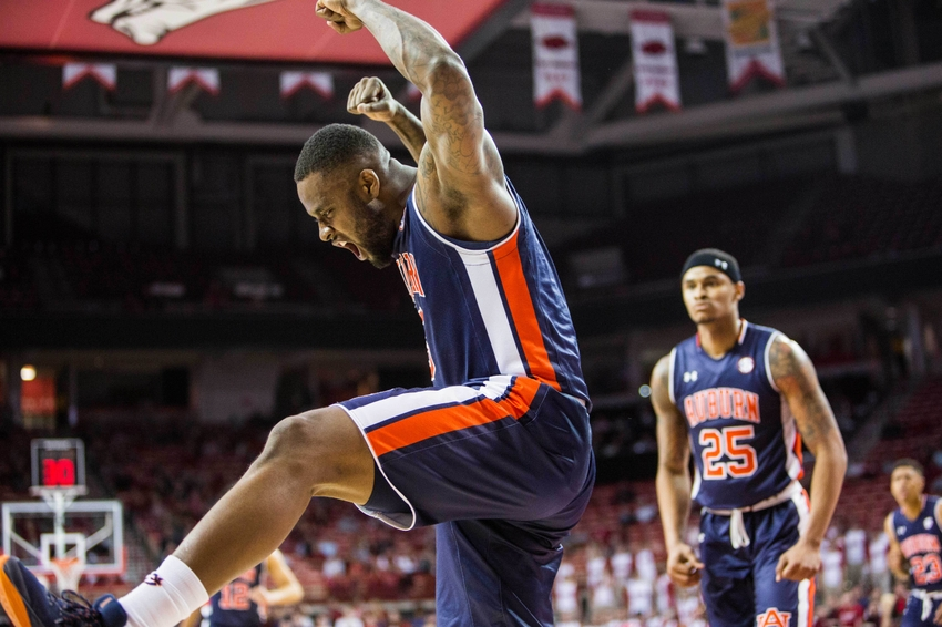 Bryce Brown Auburn Tigers Basketball Jersey