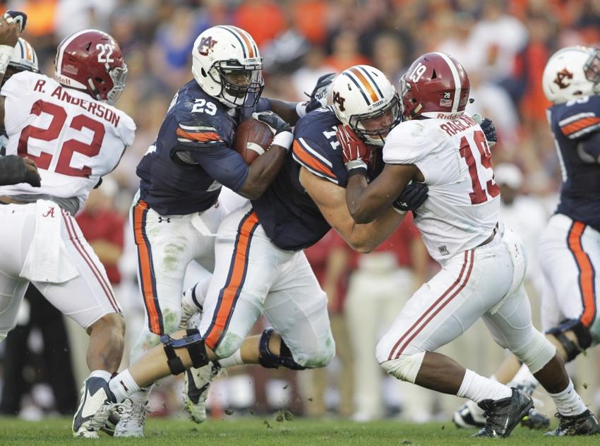 College Football Countdown: 2016 Auburn Football Depth ...