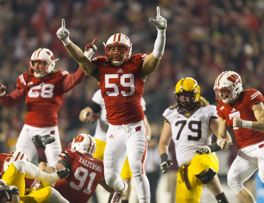 Auburn Outback Bowl Preview: Wisconsin Badgers Defense