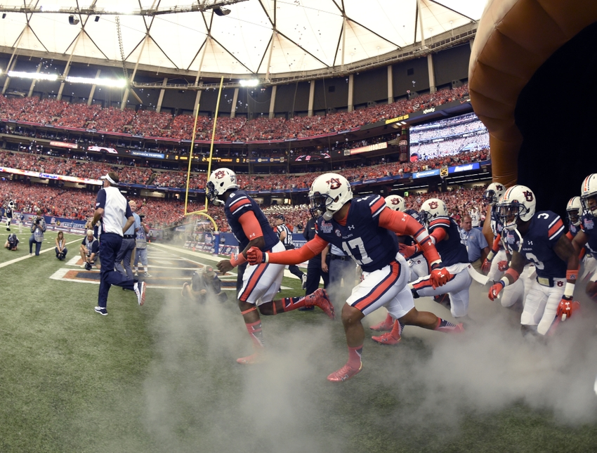 10 Best Out Of Conference Opponents For Future Auburn Football Schedule
