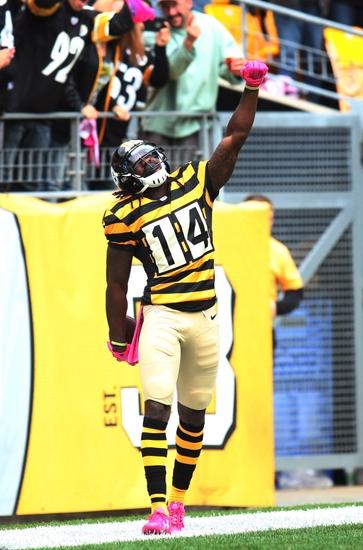 best website 0b3ed be7c5 Week 5: Auburn Players in the NFL - Sammie Coates Shines